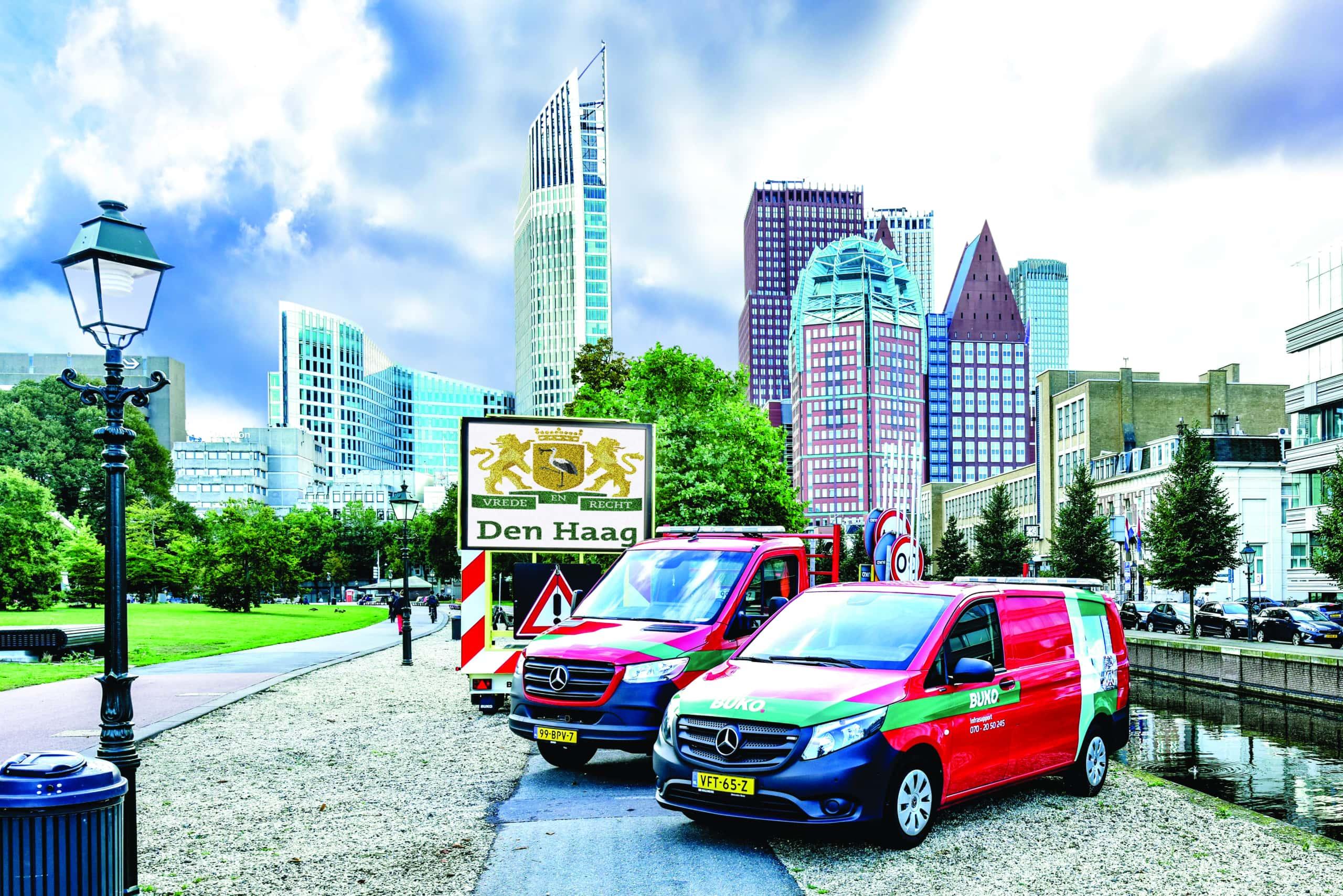 Raamovereenkomst Verkeersmaatregelen en Engineering met Gemeente Den Haag